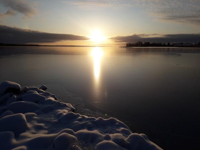 Lappajärven maisema
